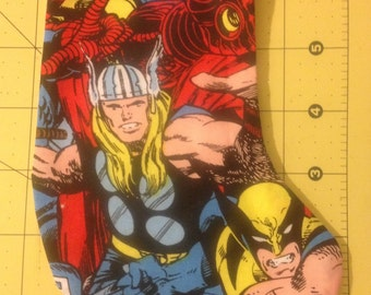 Marvel The Avengers Thor Christmas Tree Ornament #1