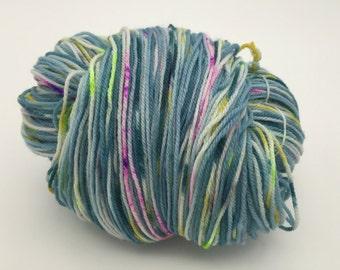 Sock Yarn, Cloud Feet, 100% Superwash Merino