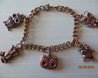Happy Hoots Bracelet