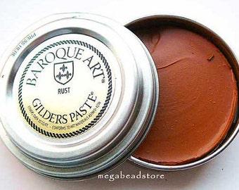 Gilders Paste - Rust Paste- Antique Jewelry Paste- Jewelry Vintage Look