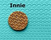 Tx13 Optical Swirls - Innie Texture Mat
