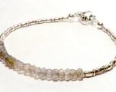 Labradorite Bracelet, Labradorite Jewelry, Labradorite, Karen Hill Bracelet, Karen Silver, Gemstone Bracelet, Silver Bracelet, Gift for her