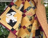Game of Thrones inspired quilt Medieval quilt Dragon castle decor