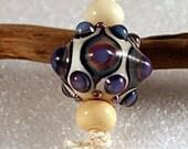 Lampwork Art Beads by Jeanniesbeads 1011