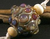 Lampwork Art Beads by Jeanniesbeads 969