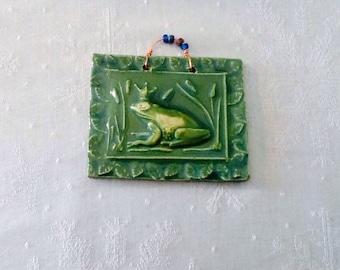 Frog Prince Tile
