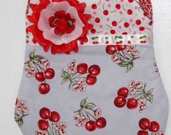 Cherry Toss Purse*