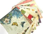 The 4 Seasons - 6x6 DCWV Scrapbooking Paper Pack