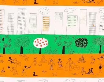 Celebrate Life - IKEA Onskedrom Cotton Fabric