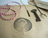Lucky Dip Bag of jewellery and vintage - mystery items - three items - modern and vintage - SALE