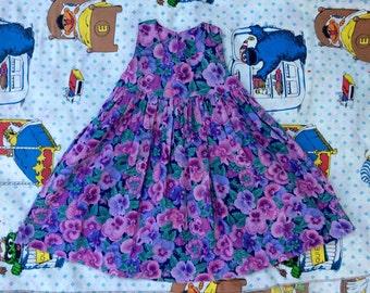 Pansy Dress 5/6 Girls