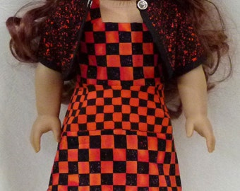 """American Girl Doll Clothes Dress 18"""" doll clothes"""