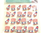 Jolees Boutique - July 4th Embellishments - Set of 30 - BRAND NEW