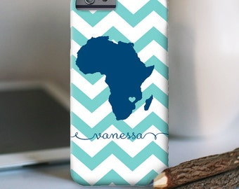 iPhone 7 Personalized Case  - Africa  - other models available