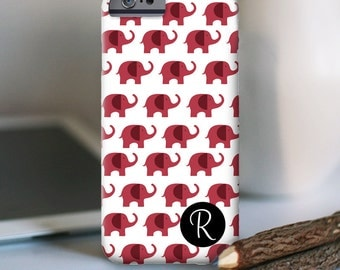 iPhone 7 Personalized Case  - Elephant  - other models available