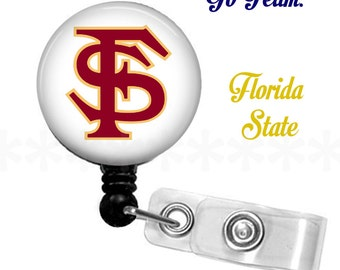 ID reel with MYLAR covering...Florida State v2