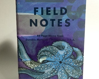 Altered Field Notes - Octopus