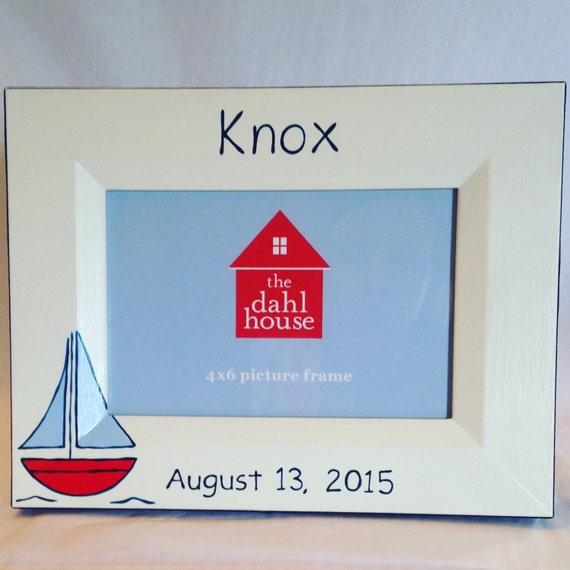 Sailboat frame 4x6