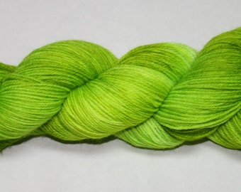 Ready to Ship - Ghoul Hand Dyed Sock Yarn - Sport Sock
