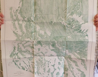 Choose a State Map 2 Dollar Vintage Map State Map Large State Map Arizona Map Idaho Map Colorado Map Kansas Map Missouri Map