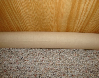 "Door Draft Stopper Filled with Fragrant Balsam - Standard 2"" X 38"" - Jasmine - Made in USA"