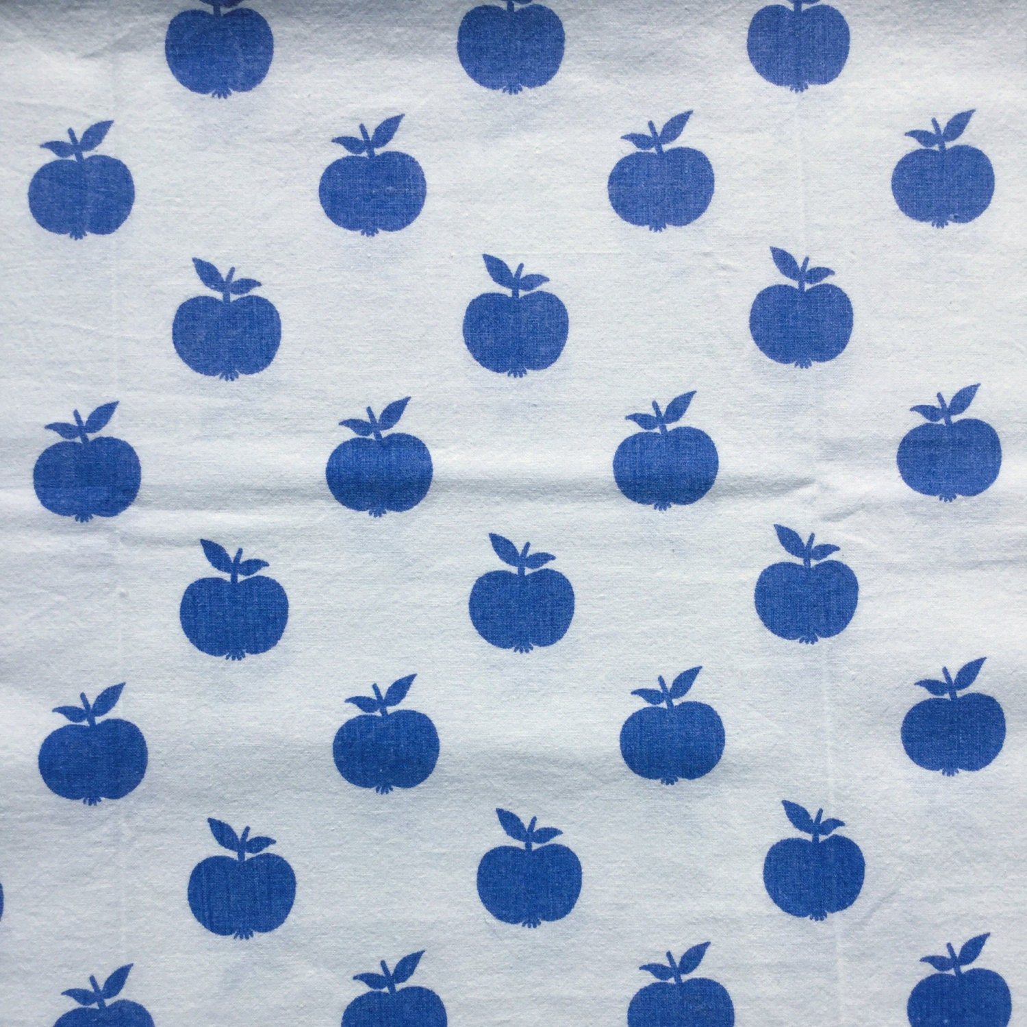 Seventies vintage childrens fabric 70x45 cm from for Vintage childrens fabric