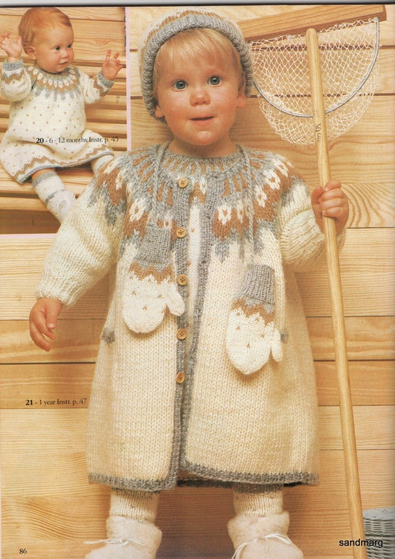 Free Knitting Pattern Cowl : Pingouin nr 49 Thirty two Designs For Baby From Birth to One Year and Present...