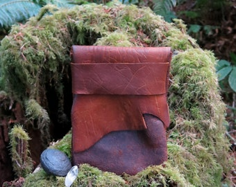 Natural Rustic Light Traveler Eco Leather Case