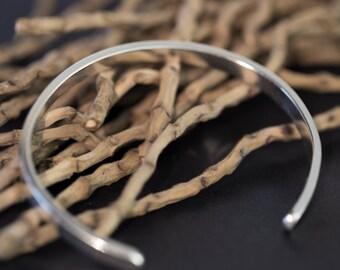 Cuff Bracelet, Sterling Silver Cuff Bracelet, Stacking Bracelet, Cuff Bracelets, Open Bracelet, Silver Bangle Bracelet, Open Bangle Bracelet