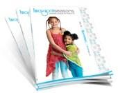 PAPERBACK CROCHET PATTERNS Book Imagical Seasons: Summer, vol. 02; Crochet Couture for Kids 2-12 Craft