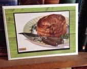 Meat Lovers Blank Card