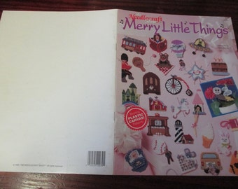 Plastic Canvas Pattern Merry Little Things Needlecraft Shop 903901 Plastic Canvas Pattern Leaflet