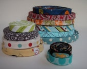 Custom Order for Marieke - Circular Knitting Needle Case