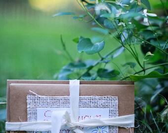 Lewd Linens Gift Card Set #3