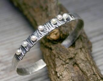 Hardwired Bangle Bracelet