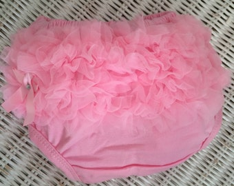 Infant Ruffled Panty Cover