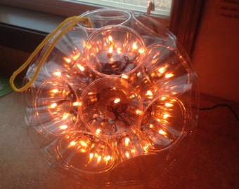 Beautiful Haloween sparkle ball!
