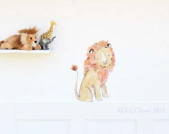 Lion -- WALL DECAL