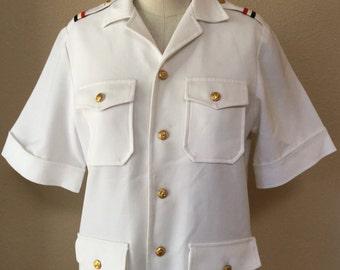 Top Gun Shirt, Fighter Pilot,special forces, costume, Halloween, Men's sailor