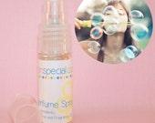 Inner Child Perfume Spray - Vanilla, Lilac, Magnolia, Jasmine, Tuberose, Violet, Creamy Musk, Rose, Mimosa