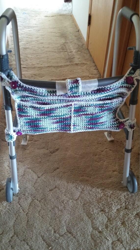 Crochet Patterns For Walker Bags : Walker Bag Pattern