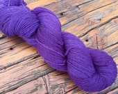 """450 yards - """"If Only Prince Knit"""" - MCN Fingering Weight"""