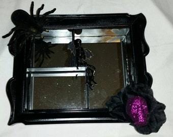 Gothic Mirror Shadowbox