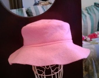 """SALE  Unique Bucket Hat Will Fit any 18"""" Doll   HUGE CLEARANCE Sale"""