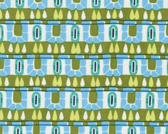 1 HALF YARD Hopscotch in olive by Amy Butler