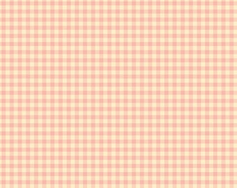 Riley Blake Fly a Kite Pink Gingham C2786