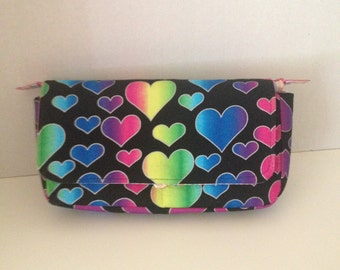 Heart Clutch for Diabetic Supplies