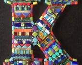 Custom BLING Mosaic Letters