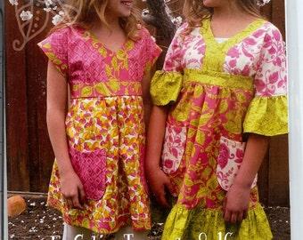 Sale! The Abigail Dress/Top pattern (LTD028) - Lila Tueller Designs