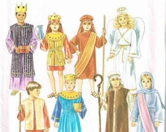 Children Religious Nativity Costumes Theater Halloween Christmas Simplicity 8276 8153 Child Size 2 3 4 8 10 12 Girls Boys
